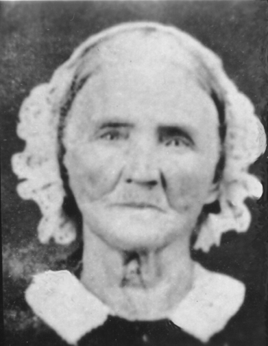 Photograph of Delilah (Gaulding) Williams.