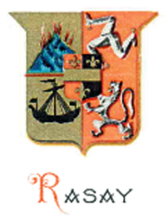 Rasey Coat of Arms